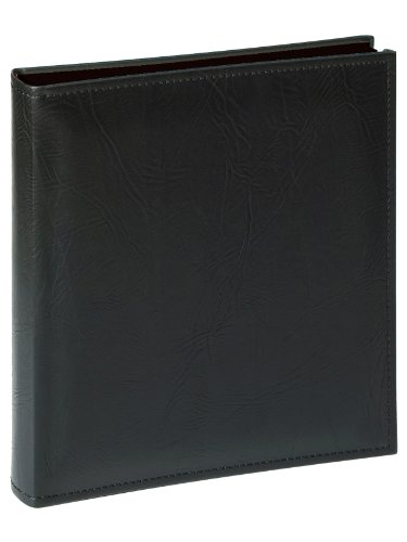 Walther FA-182-B Premium, 80 schwarze Seiten, 34.5 x 43, schwarz