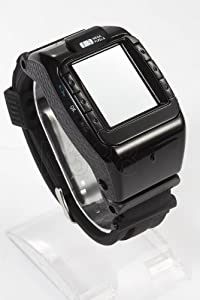 UNLOCKED N388 Watch Cell Phones TRI-BAND Spy Camera Black