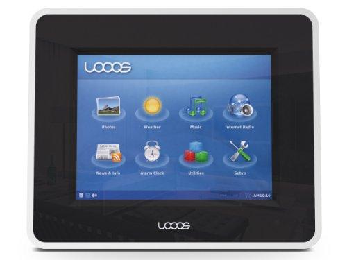 MeeFrame MF-801W-US 8-Inch Touch Screen Wi-Fi Digital Photo Frame