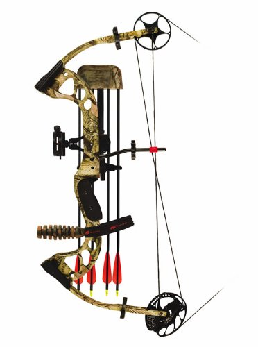 PSE 60-Pound Right Hand Stinger HP Bow Package