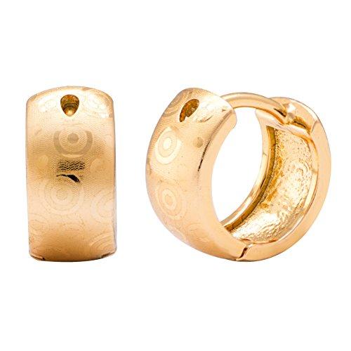 romantico-tempo-da-donna-tribale-antico-cloud-totem-pattern-vintage-placcati-oro-rosa-18-k-orecchini