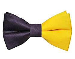 Tiekart Multi Plain Men Bow Ties
