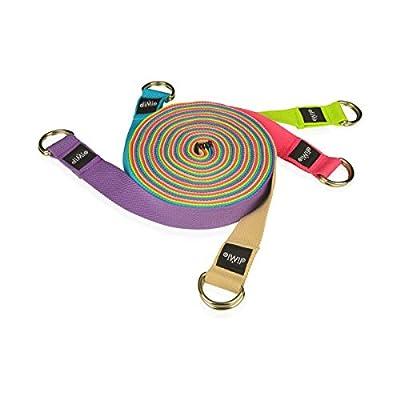 diMio Yogagurt aus Baumwolle 240cm Länge und 5 Farben