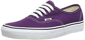 Vans Authentic Plum Purple/True White Men's 6/ Women's 7.5