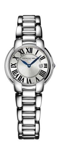 Raymond Weil Women's 5229-ST-00659 Jasmine Stainless-Steel Bracelet Watch