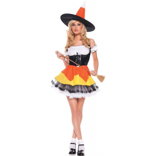 Sweet Candy Harvest Costume - Small/Medium - Dress Size 4-8