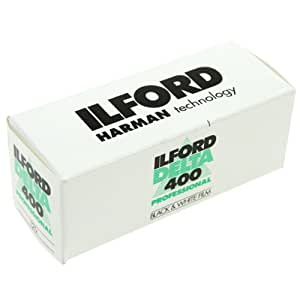 Ilford Delta 400 Professional, Black and White Print Film, 120 (6 cm), ISO 400 (1780668)