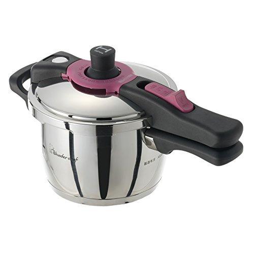 quick-cooking da un lato pentola a pressione 3.0L ricette con gara di pentola a pressione Magic