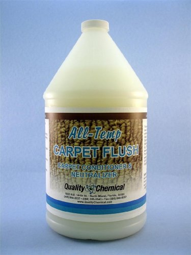 All-Temp Carpet Flush - 1 Gallon front-122258