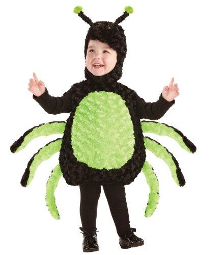 [Underwraps Spider Toddler Costume] (Baby Girl Spider Halloween Costume)
