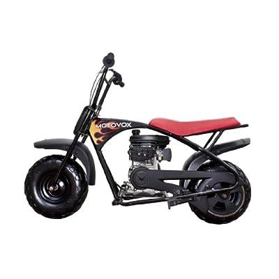 motovox mini bike red black sports outdoors. Black Bedroom Furniture Sets. Home Design Ideas