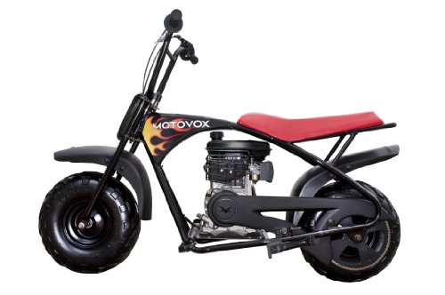 Motovox Mini-Bike (Red/Black)