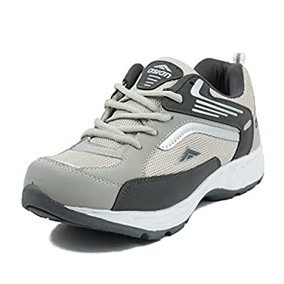 Asian Shoes FUTURE-01 Light Grey Dark Grey Men's Shoe