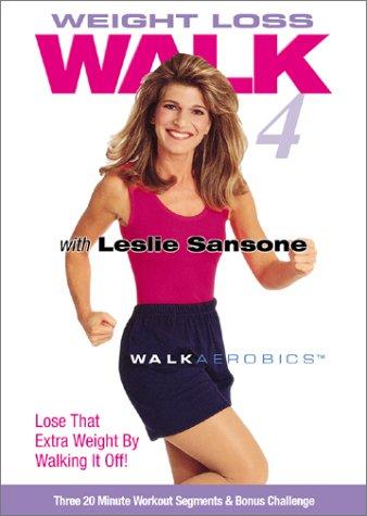 Weight Distribution: Leslie Sansone – Weight Loss Walk: Walk 4 Miles