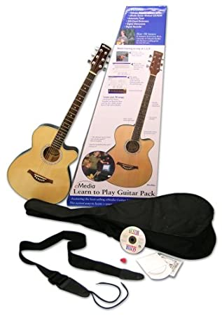 Learn to Play Guitar Pack ( Windows/Macintosh )
