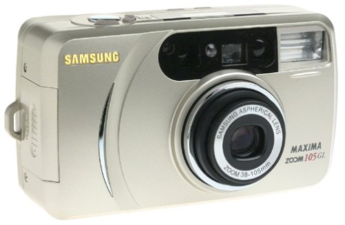 418Y52S94WL Samsung Evoca 70S Power Zoom 35mm Camera