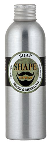 Mr. Shape Sapone detergente liquido barba per 100% VEGAN