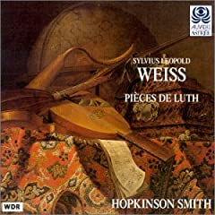 �V�����B�E�X�E���I�|���g�E���@�C�X(1686-1750);�����[�g�ȏW (Sylvius Leopold Weiss: Pieces De Luth)