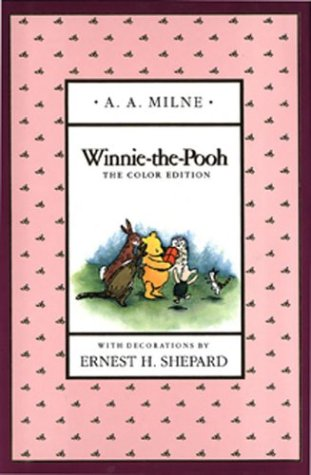 Milne & Shepard : Winnie-the-Pooh (Gift Edn) (Hbk) (Full-Color Gift Edition)