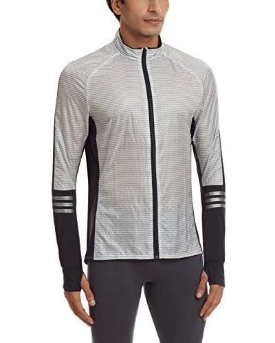 adidas Jacke AZ CP Jacket M schwarz/weiß