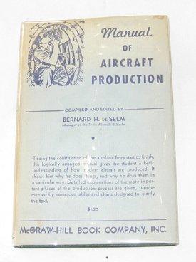 Manual Of Aircraft Production