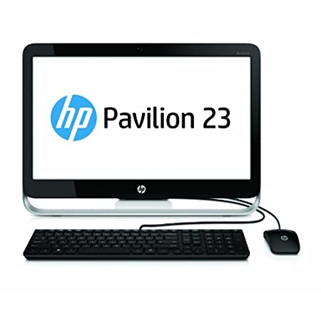 Take your overall experience above and beyond with a powerful processor, rich graphics and Full HD display on the HP Pavilion 23-g010 All-in-One PC. The HP TrueVision HD Webcam lets you capture all the de...