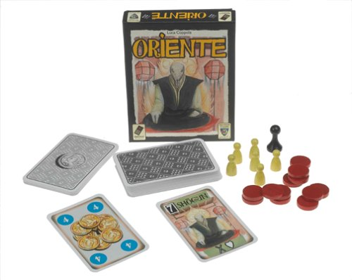 Oriente Card Game - 1