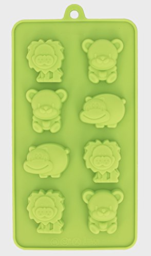 Silicone Animal Ice Tray