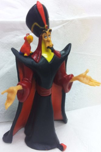 Disney Aladdin, Jafar Petite Doll Cake Topper Figure, Style May Differ