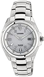Citizen Eco-Drive Analog Silver Dial Mens Watch BM6880-53B