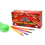 2PACK OF WHIZZER ROCKET BALLOONS