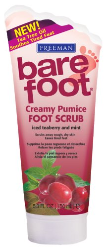 Buy Iced Teaberry & Mint Foot Scrub