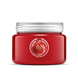The Body Shop Frosted Cranberry Bath Jelly Limited Edition