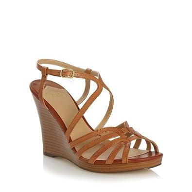 f49ecd737bd0 Beige Sandals  Tan Heeled Sandals Uk