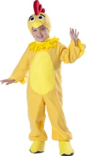 Incharacter Costumes Baby'S Sprout Tv Star Chica, Yellow, 3T front-927749