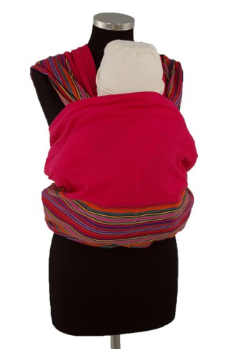 Baby Wrap Back Carry front-1055981