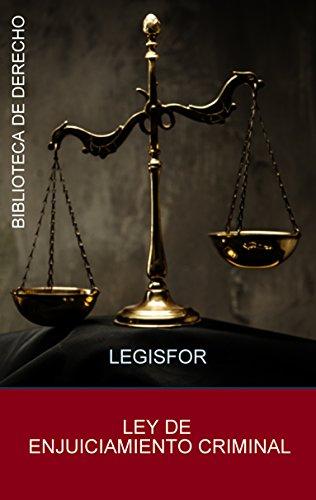 Ley de Enjuiciamiento Criminal: actualizada (edición 2016). Con índice sistemático