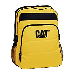 CAT Brent Jr. Backpack, CAT Yellow, One Size