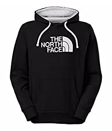 Men\'s The North Face Half Dome Hoodie TNF Black/TNF White Size Large