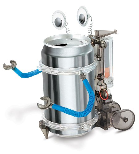 4M Tin Can Robot (Can Crafts compare prices)
