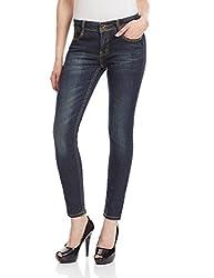 Kazo Women's Slim Jeans (106418NAVY26)