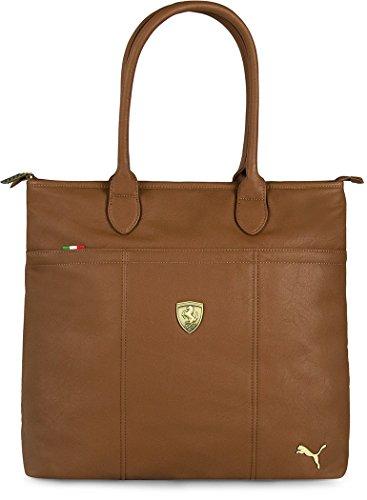 puma-ferrari-shopper-lifestyle-sac-sac-bandouliere-marron-marron-taille-unique