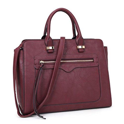 dasein-vegan-leather-mini-satchel-sweet-pink