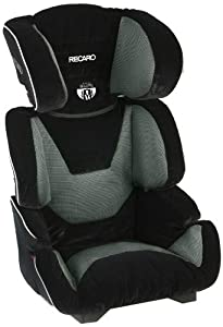 Recaro Vivo High Back Booster, Carbon (Discontinued by Manufacturer)