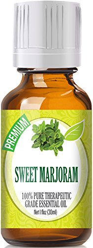 Sweet Marjoram (30ml) 100% Pure, Best Therapeutic Grade Essential Oil - 30ml / 1 (oz) Ounces