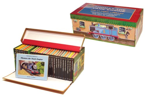 Thomas the Tank Engine 26 Volume Boxed Set: The Classic Library (Thomas & Friends)