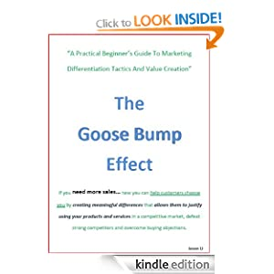 The Goose Bump Effect