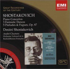 Shostakovich: Piano Concertos / 3 Fantastic Dances / 5 Preludes & Fugues, Op. 87 (Shostakovich Symphony 3 compare prices)