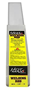 Hot Max 22075 1/16-Inch E6013 1# ARC Welding Electrodes by Hot Max