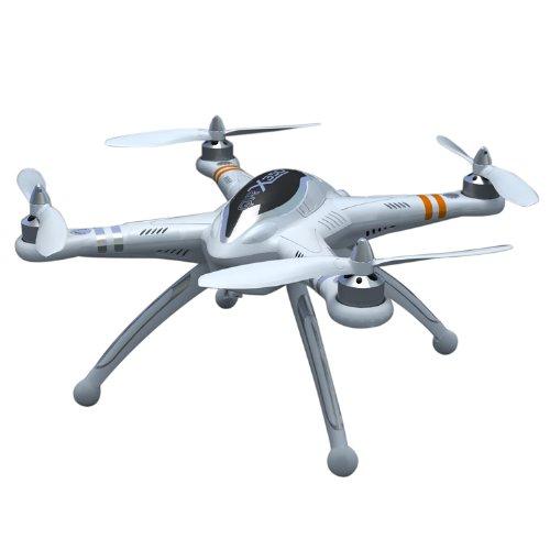 Walkera-25156-Quadrocopter-QR-X350-mit-Devo-F7-FPV-wei